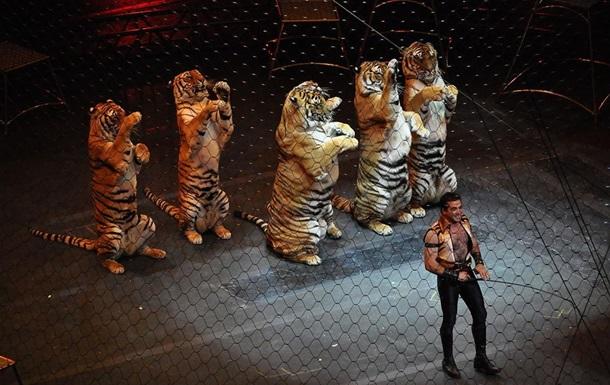 Животных из Национального цирка передадут в частный экопарк